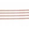 Delica 10/0 Rd Pink Transparent Glazed Luster